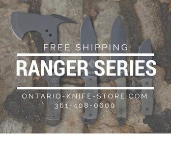 Ontario Ranger Series Knives